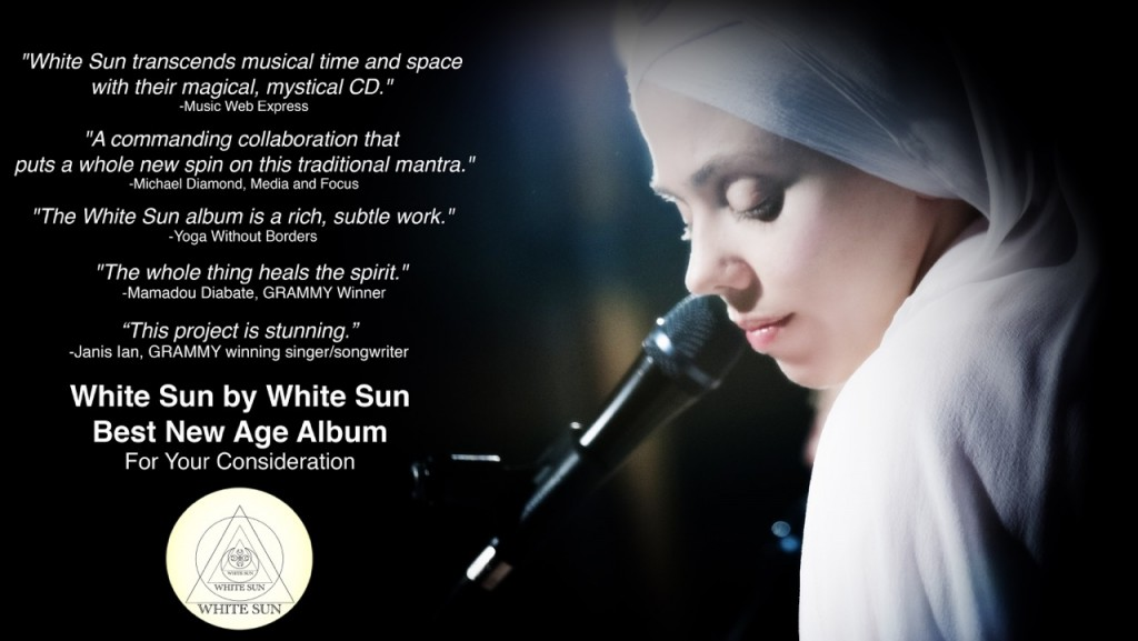 White Sun For your consideration black