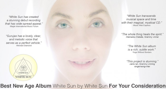 White Sun for your consideration White
